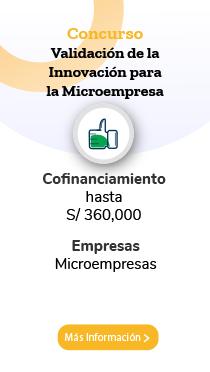 Validación de la Innovación para la Microempresa